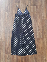"Load image into Gallery viewer, Pre-loved ""Spotty"" Jumpsuit. Size 10"