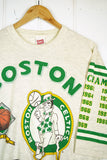 Vintage Sports - Celtics White Tee - Large