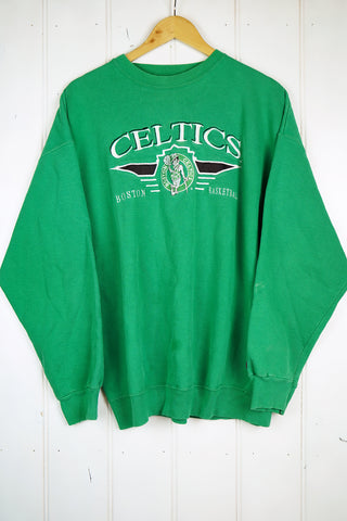 Vintage Sports - Celtics Sweatshirt - XLarge