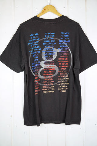 Vintage Music - Garth Brooks Black Tee - XLarge