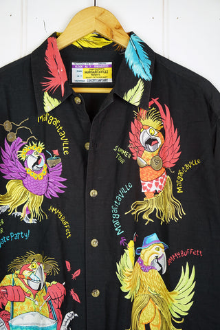 Vintage Party Shirt - Jimmy buffet Shirt - Large