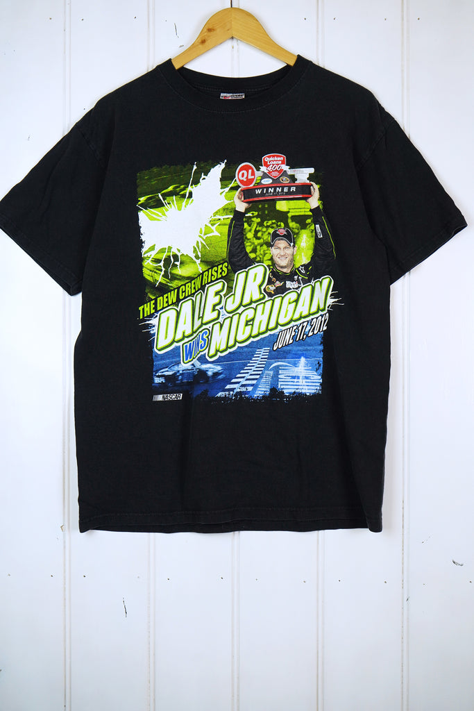 Preloved Nascar - Dale Michigan Tee - Large