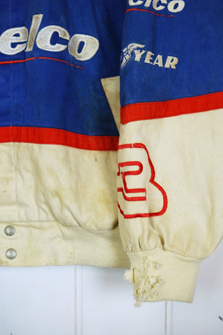 Vintage Nascar -  Racing Jacket - Large