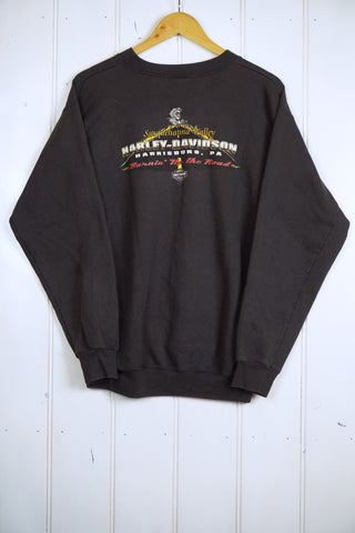 Vintage Harley -Harrisburg Sweatshirt - Medium
