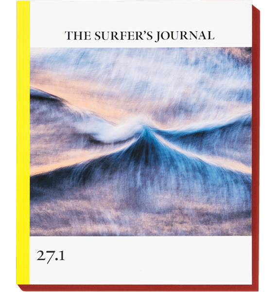 The Surfer's Journal 'Issue 27.1' Magazine