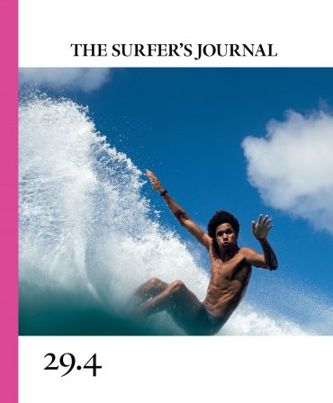 The Surfer's Journal 'Issue 29.4' Magazine