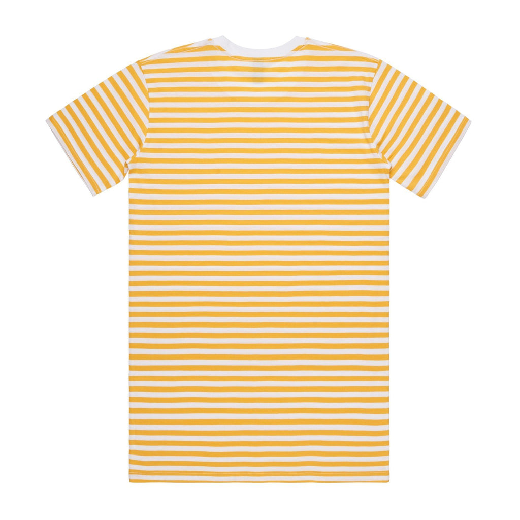 Mellow Yellow Stripe