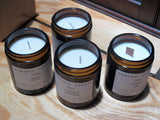 Nomadic Scents - #007 - Caramel / Sea Salt / Coffee - 500ml Candle