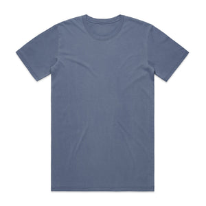 Washed Tee - Blue