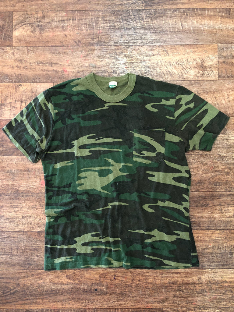 "Vintage ""Black Sheep"" Army tee - Medium"