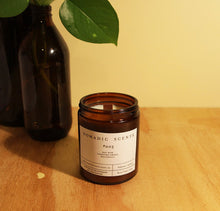 Load image into Gallery viewer, Nomadic Scents - #005 - Bay Rum / Campfire Smoke / Patchouli - 150ml Candle