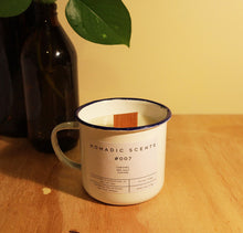 Load image into Gallery viewer, Nomadic Scents - #007 - Caramel / Sea Salt / Coffee - 300ml Candle