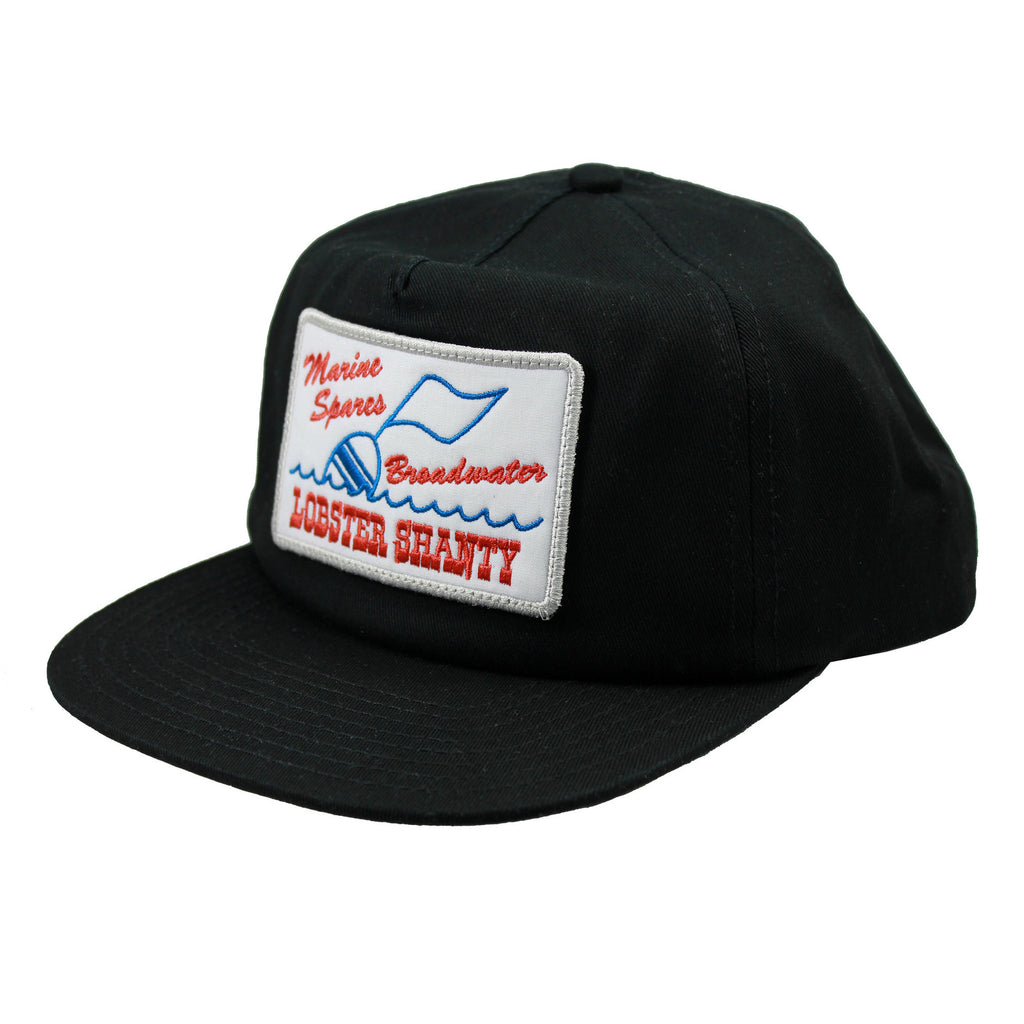 Lobster Shanty Outboard Black Cap