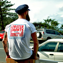 Load image into Gallery viewer, Lobster Shanty 'Classic Logo' Tee