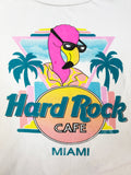 Vintage Pop Culture - Hard Rock Miami White Tee - XLarge