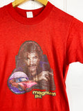 Vintage Pop Culture - Magnum PI Red Tee - 3XSmall