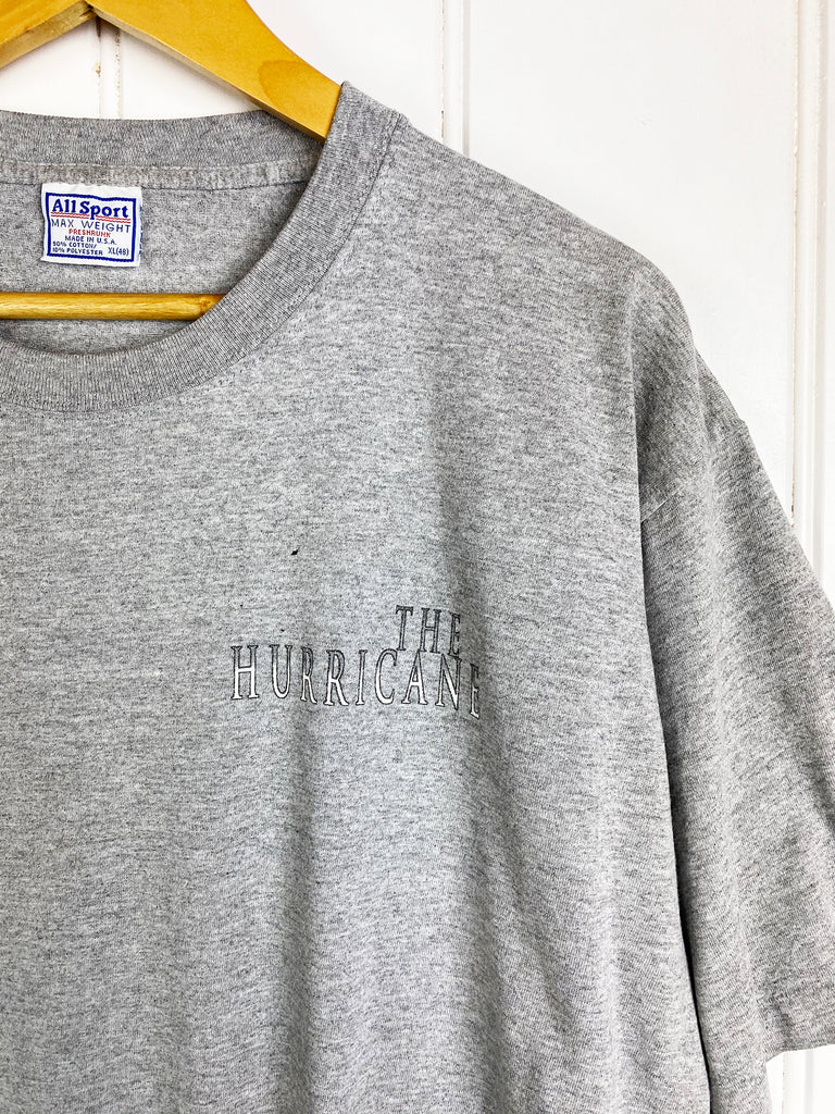 Vintage Pop Culture - Hurricane Grey Tee - XLarge