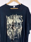 Preloved Music - Inflames Black Tee - 2XLarge