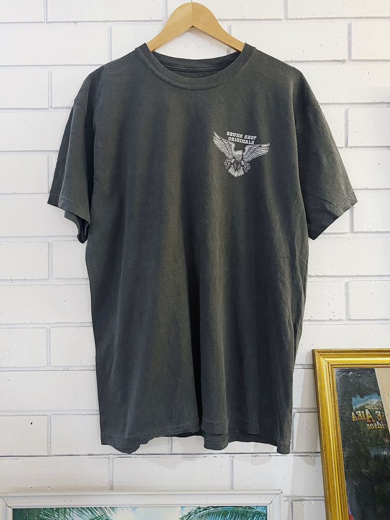 Originals Eagle Faded Black Tee