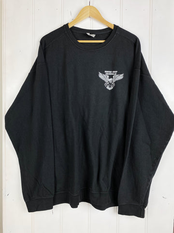 Originals Eagle Black Sweatshirt