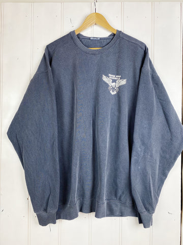 Originals Eagle Faded Blue Sweatshirt