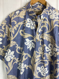 Vintage Party Shirt - Cooke Shirt - Large