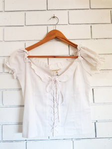 Realizing Dreams White Top