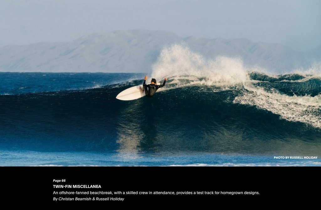 The Surfer's Journal 'Issue 29.2' Magazine