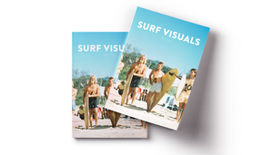 Surf Visuals 'Issue 1' Surf Mag