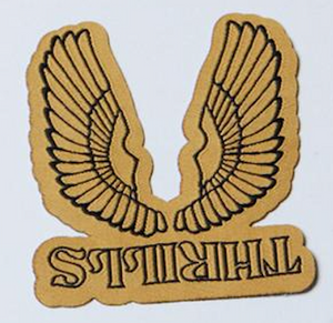 Thrills Wings Patch