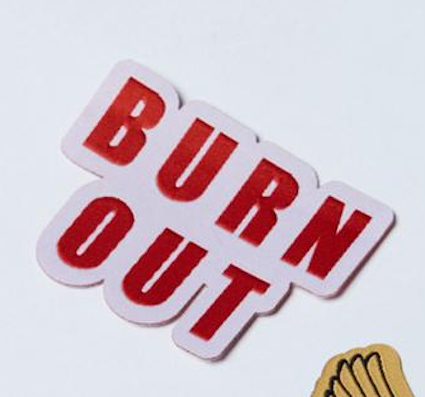 Thrills Burn Out Patch