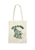 Let's go to Bruns Tote Bag
