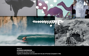 The Surfer's Journal 'Issue 28.3' Magazine