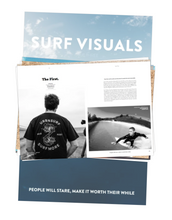 Load image into Gallery viewer, Surf Visuals 'Issue 3' Surf Mag