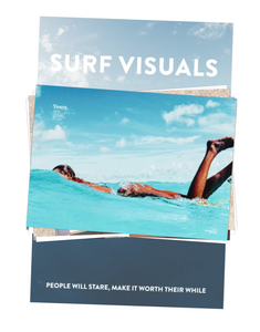Surf Visuals 'Issue 3' Surf Mag