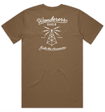 Airwaves Pocket T-Shirt - Coffee