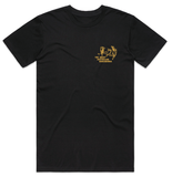 Kookaburra T-Shirt - Black