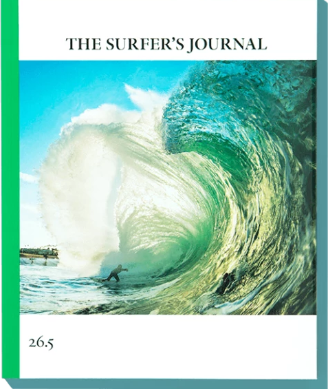 The Surfer's Journal 'Issue 26.5' Magazine