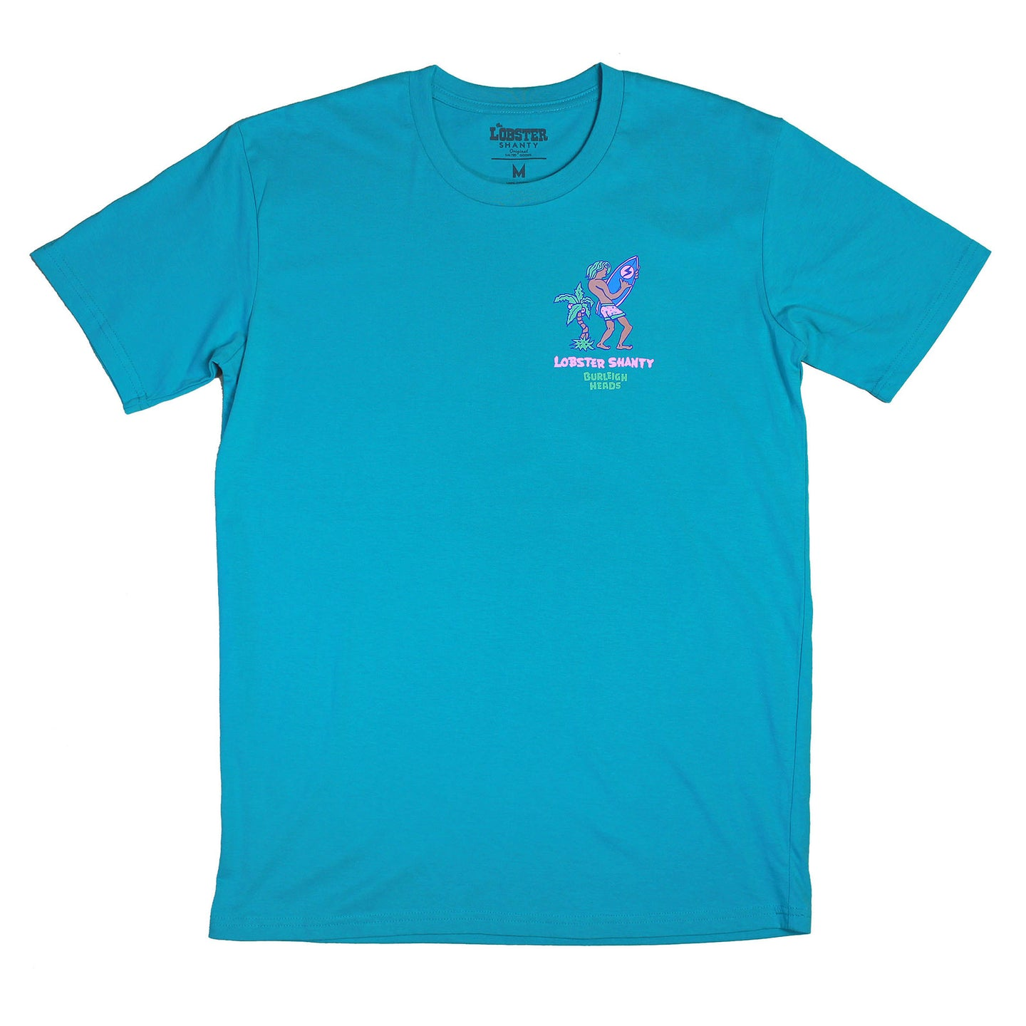 Lobster Shanty 'Froth Town' Tee