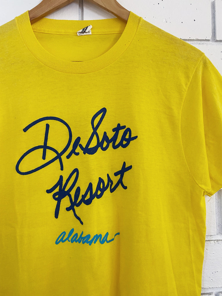 Vintage 50/50 De Soto Resort Tee - Medium