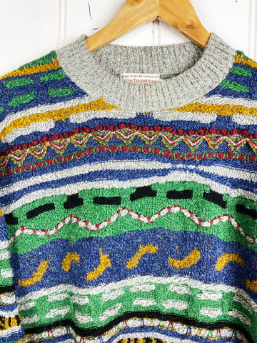 Vintage Knit - Norm Thompson Knit - Large