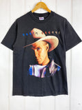 Vintage Music - Garth Brooks Black Tee - Large