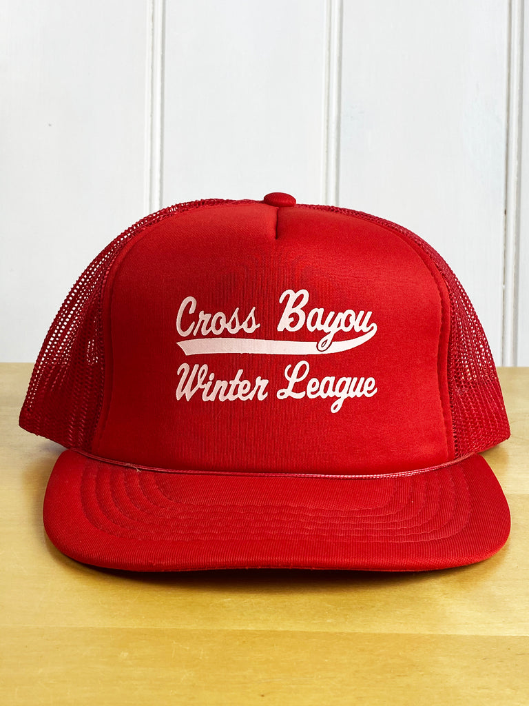 "Vintage Hat ""Cross Bayou"""