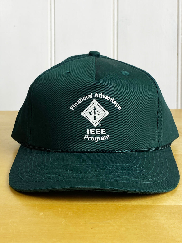 "Vintage Hat ""Financial Advantage"""
