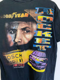 Vintage Nascar - 1996 Rocket Rusty Black Tee - Large