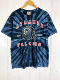 Vintage Sports - Falcons Tie-Dye Tee - XLarge