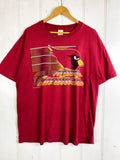 Vintage Sports - Arizona Cardinals Red Tee - XLarge