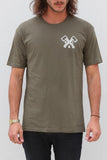 Outdoor Society Tee - Army