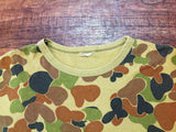 "Pre-loved ""Army Guy"" camouflage tee - Small"