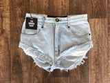 Pre-loved One Teaspoon Cutoff Shorts - Size 6